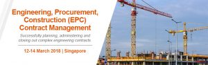 Engineering, Procurement and Construction Contract Management