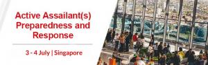 3 - 4 July Active Assailants Singapore