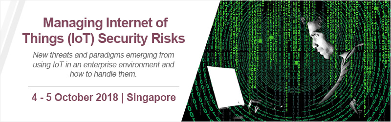 Managing Internet of Things Security Risks