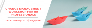 Change Management Workshop for HR Professionals