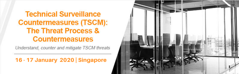 Technical Surveillance Countermeasures TCSM2
