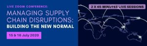 Managing Supply Chain Disruptions Building the New Normal