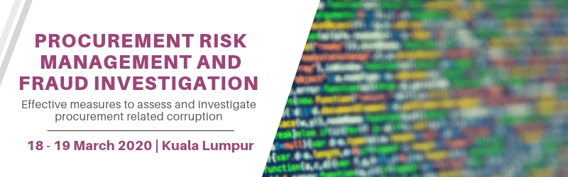 Procurement Risk Management and Fraud Investigation Masterclass