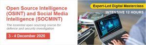 Open Source Intelligence (OSINT) and Social Media Intelligence (SOCMINT) Online (1)