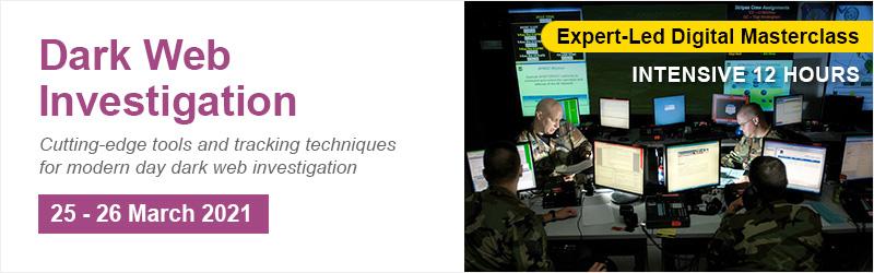 Dark Web Investigation Online