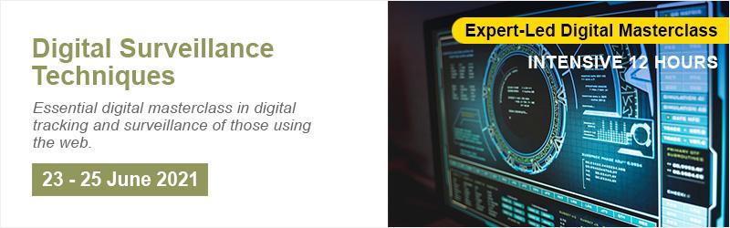 Digital Surveillance Techniques
