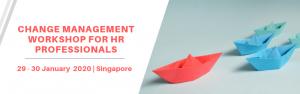 Change Management Workshop for HR Professionals