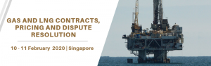 Gas and LNG Contracts, Pricing and Dispute Resolution