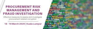Procurement Risk Management and Fraud Investigation Masterclass