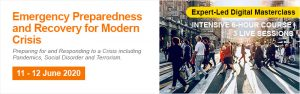 Emergency Preparedness and Recovery for Modern Crisis-Online