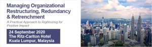 Managing Organisation Restructure, Redundancy and Retrenchment