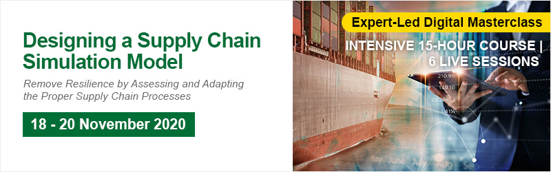 Supply Chain Modelling-Online