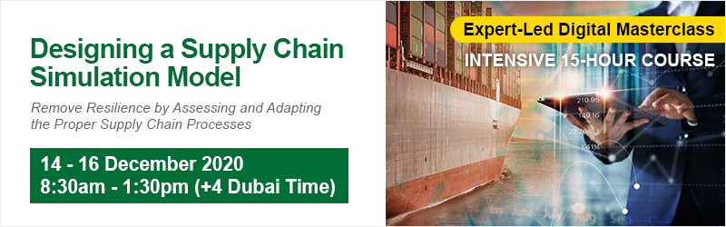 Supply Chain Modelling-Online Dubai